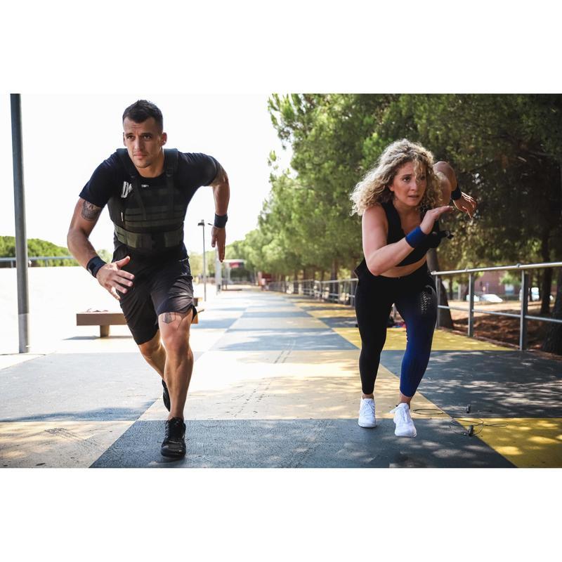 ejercicio de las piernas