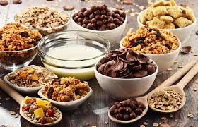 Cereales integrales por la dieta de calistenia