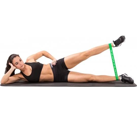 entrenamiento con gomas elasticas