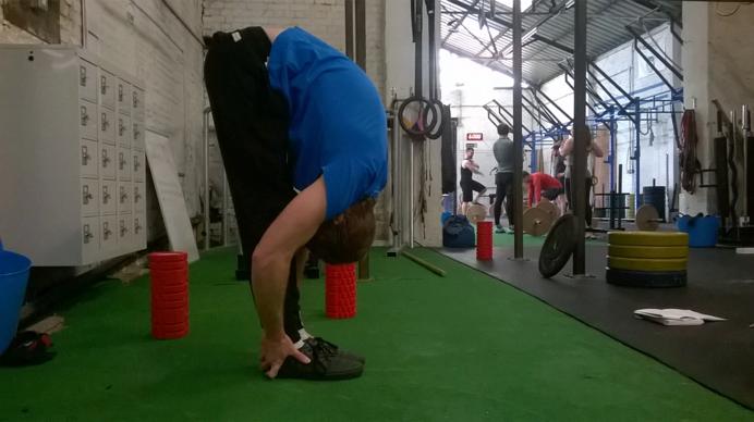 empezando la flexibilidad y la calistenia