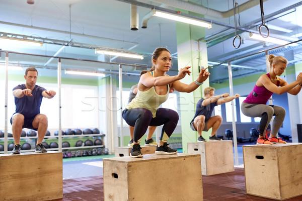 ejercicio de calistenia para las piernas